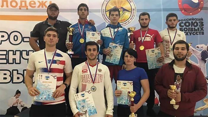 20 сентября сборная Осетии завоевала 11 медалей на III Всероссийских студенческих Играх боевых искусств в Нальчике.