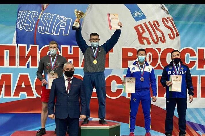 Спортсмены сборной РСО-Алания по мас-рестлингу завоевали медали на чемпионате России